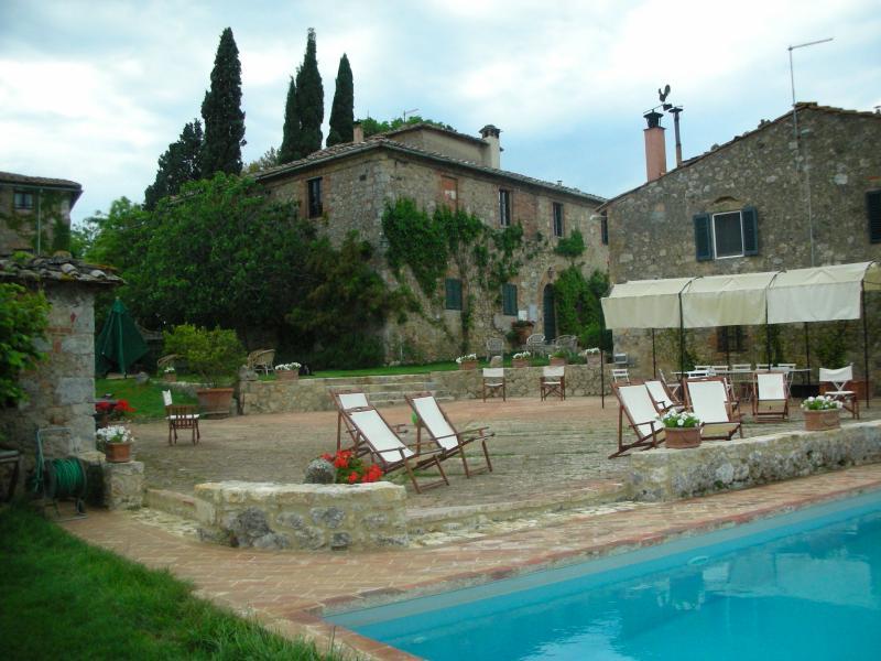 LA CORTE, holiday rental in Monteriggioni