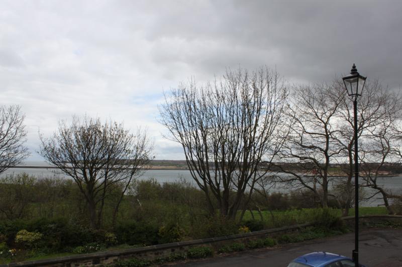 Views across to South Shields