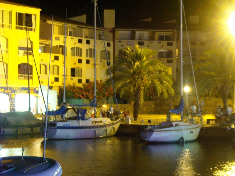 Harbour by Nigth, see cap d ,agde in a different light, fantastic