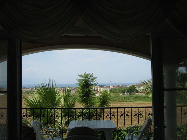The Delfin terrace