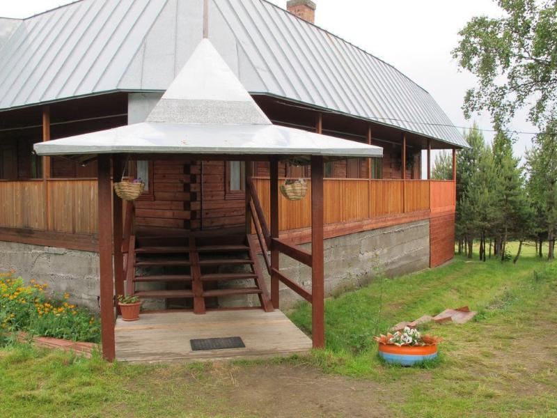 Krugobaikalskaya, location de vacances à Sibérie