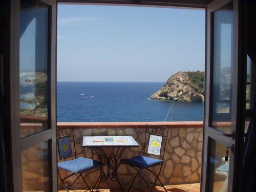 Casa Daniela terrazzo sul mare