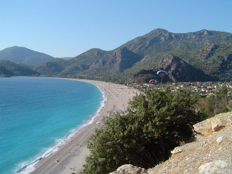 Beach at Oludeniz