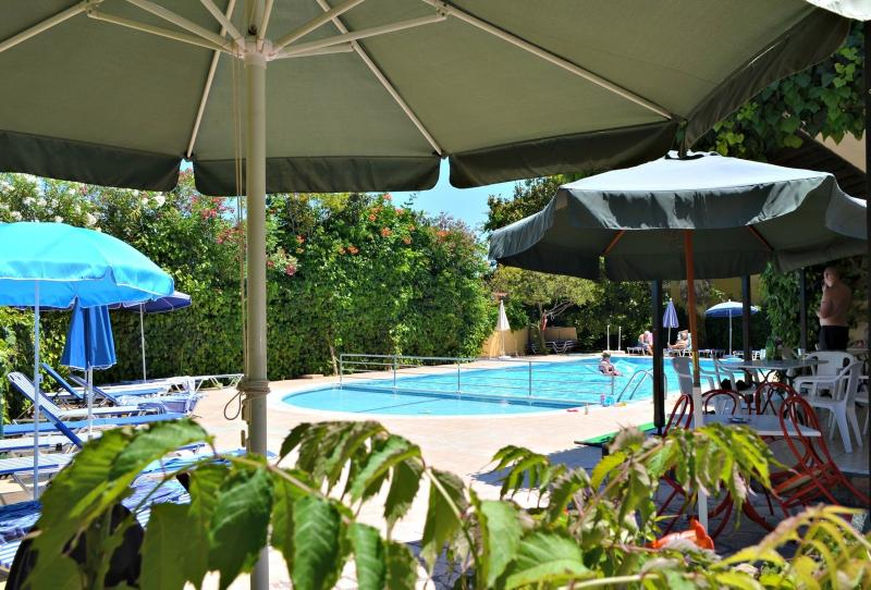 MAYFLOWER POOL VIEW STUDIO FOR 2, vacation rental in Corfu