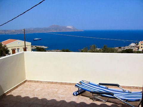 Relax and enjoy breathtaking views from  Vista's balcony.