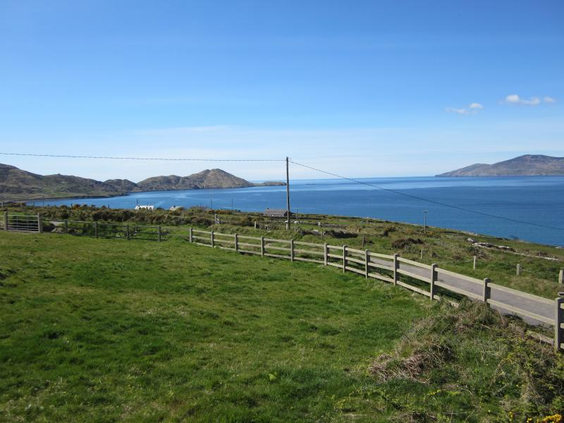View of Ballinskelligs Bay from Holiday Home