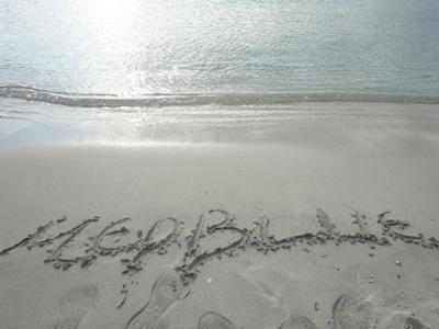 Medblue at Nissi Beach!!