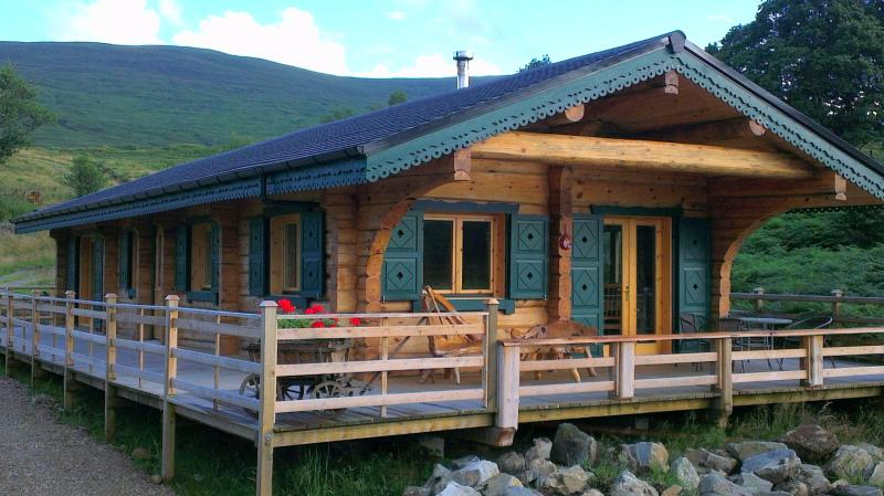 Chalet Rus Blaich, Ferienwohnung in Fort William