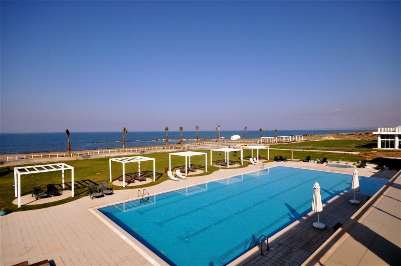 Semi Olympic size outdoor pool (1 of 3 outdoor pools)