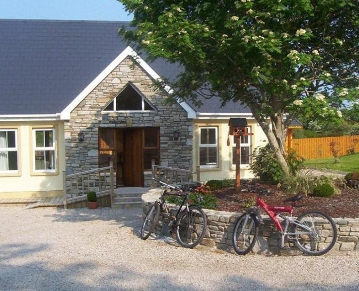 Millstone cottages (no.1), aluguéis de temporada em Letterkenny