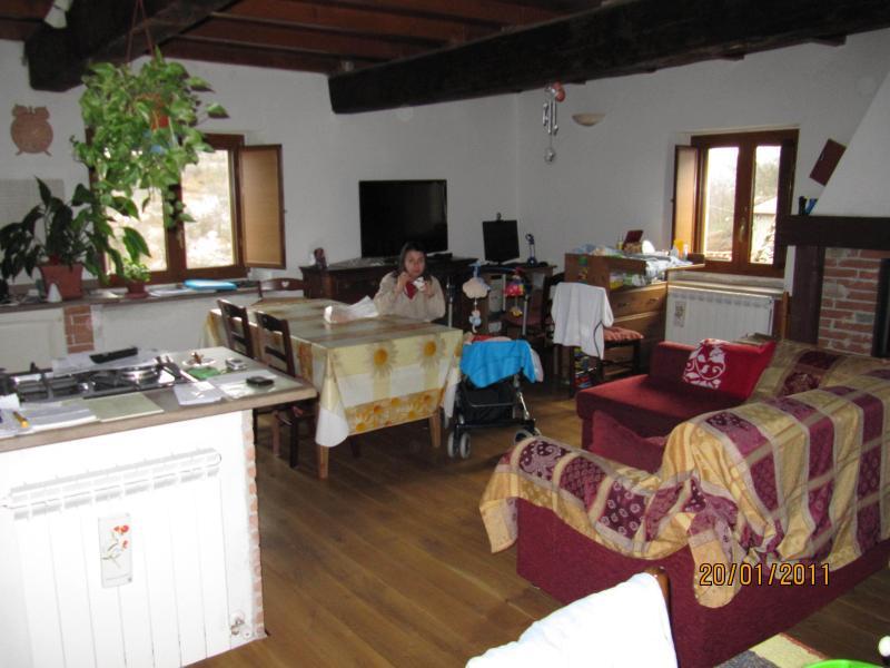 Sala de estar y desayunador