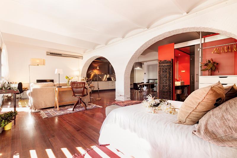 LOFT BEACH TERRACE BCN, vacation rental in Barcelona