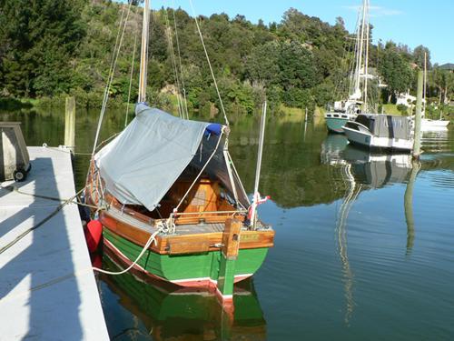Waterfront Jetty