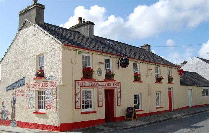 Our local pub!