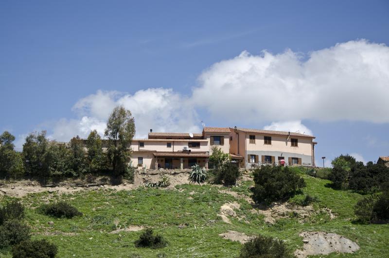 External of the farmhouse