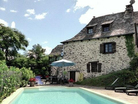 La Chapelle, vacation rental in Junhac