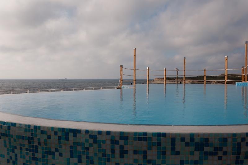 Roof Communal Pool