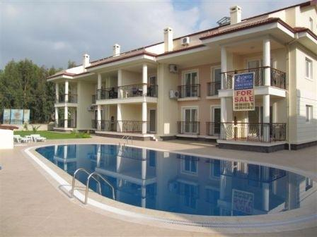 Ege 4 B4 3 Bed Apartment, vacation rental in Fethiye