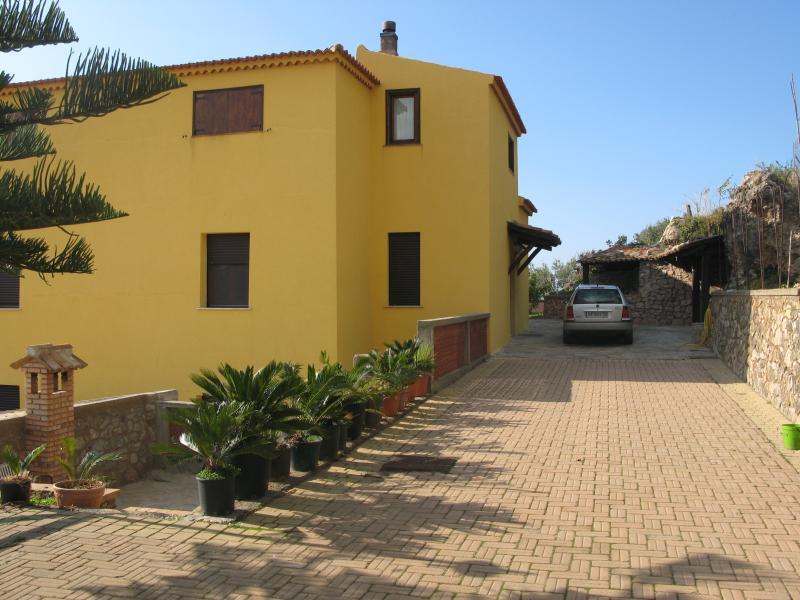 Azienda Agrituristica 'ARCOBALENO';, vakantiewoning in Sangineto
