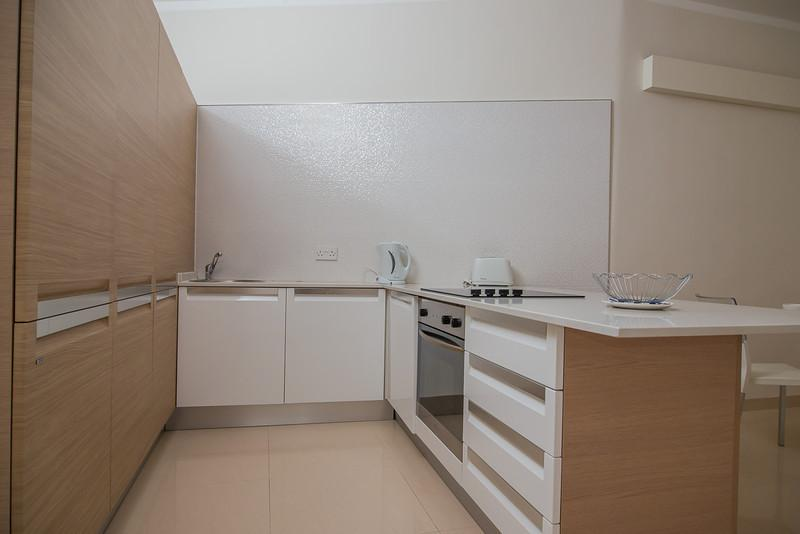 Combined Kitchen/Dining/Living