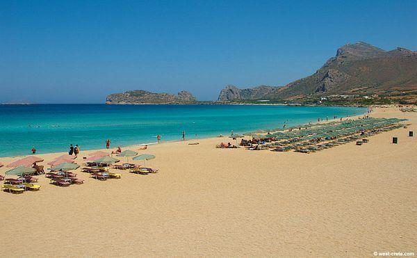 Agia Marina Beach - 20mins
