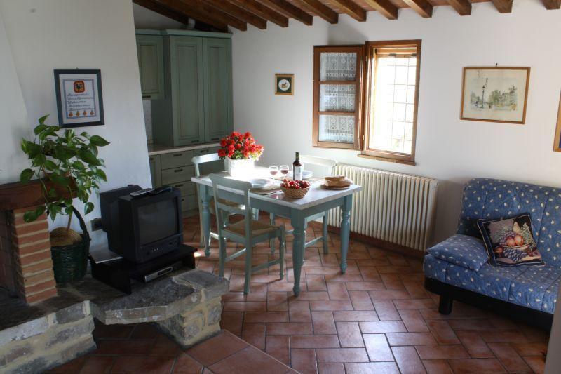 LECCIOTONDO -AZZURRO, vakantiewoning in Barberino Val d'Elsa