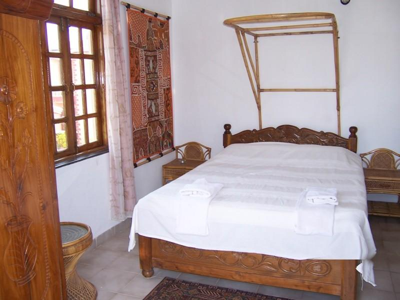 Beach Villa Master Bedroom Ensuite & Terrace
