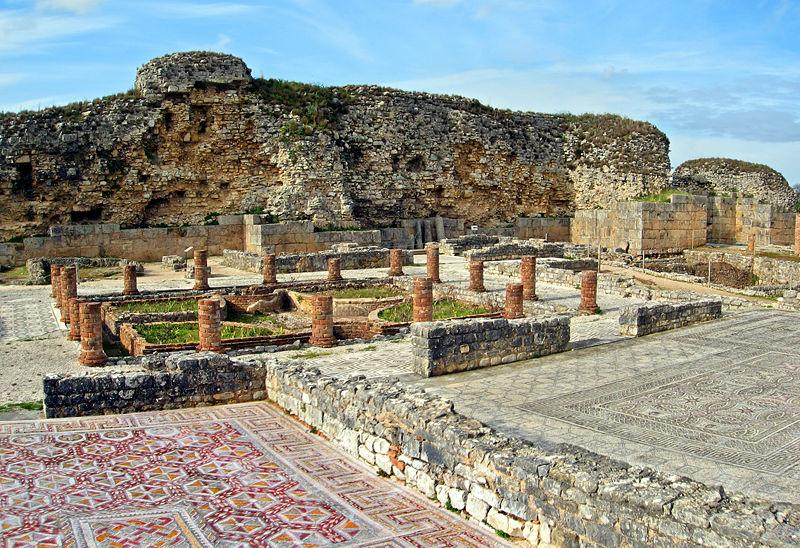 UNESCO - Roman Settlement, Circa 200 BC