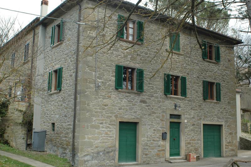 Casa Vanda, holiday rental in Palazzo del Pero