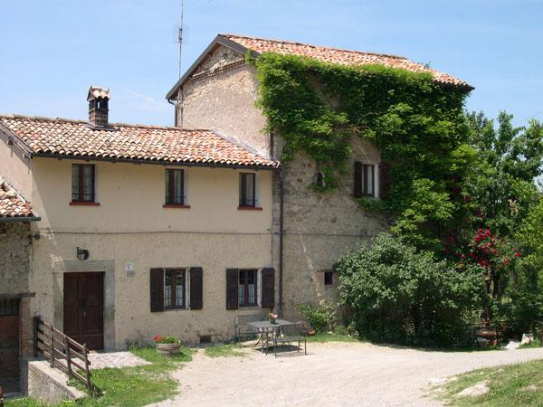 Casa del podere, vacation rental in Serramazzoni