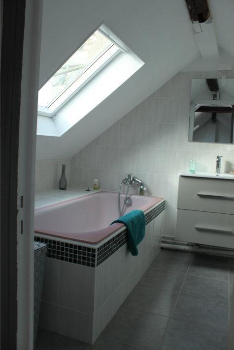 Salle de bain- Bathroom