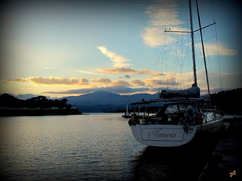 Nemesis Sailing Yacht, location de vacances à Komi