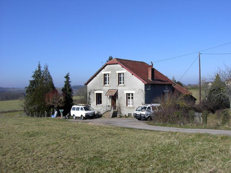La Pierre de Neuvic, holiday rental in Masleon