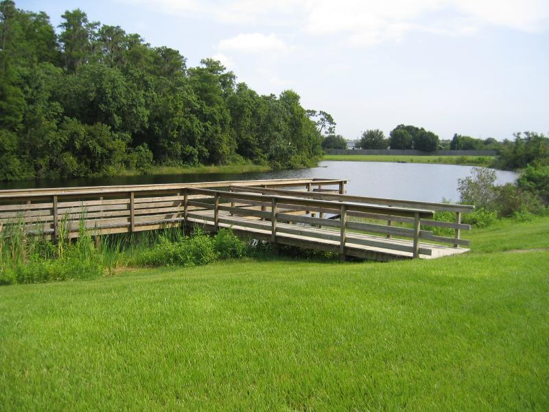 Bass Lakes Estate Fishing Lake