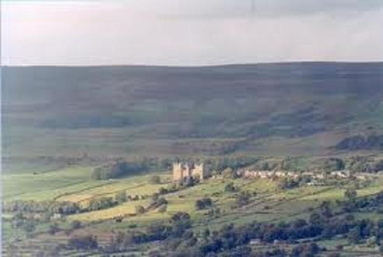 Castle Bolton - Location For Recent TV Productions