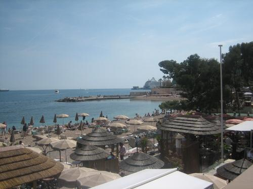 Lavorotto beach - 300 yards from apartment