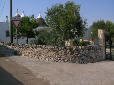 Trulli in Valle d'Itria