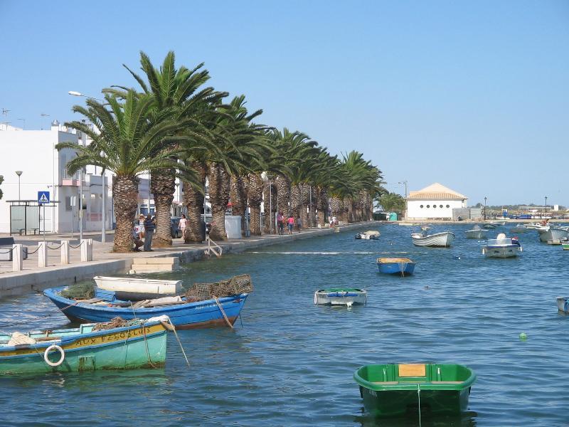 The Esplanade at Santa Luzia