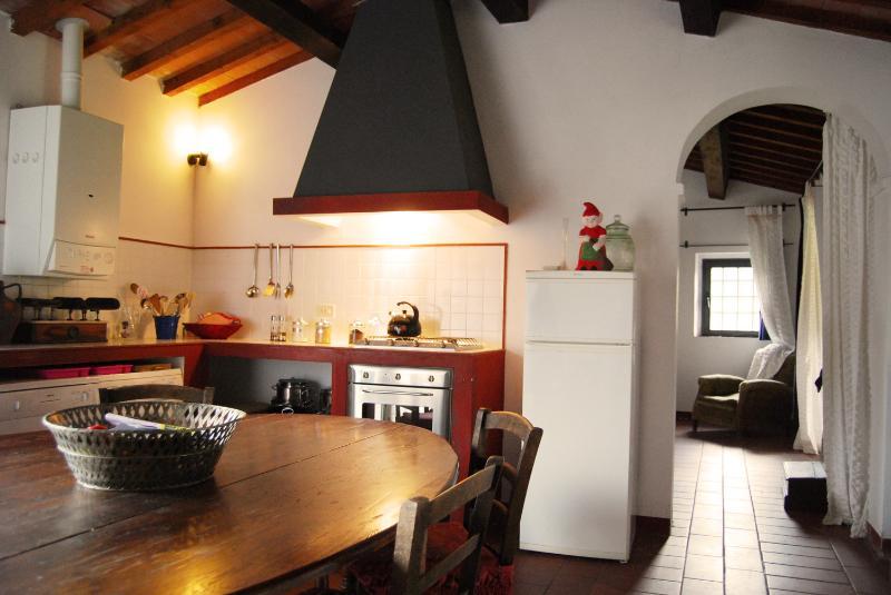Poggio a Sieve - La Casa Rossa, holiday rental in Vicchio
