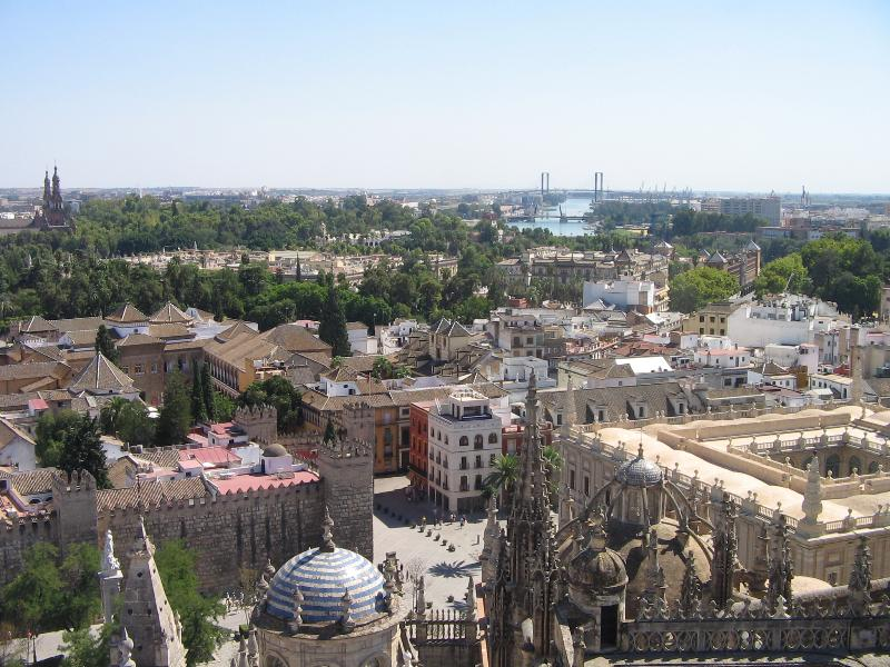 Seville 90 mins drive