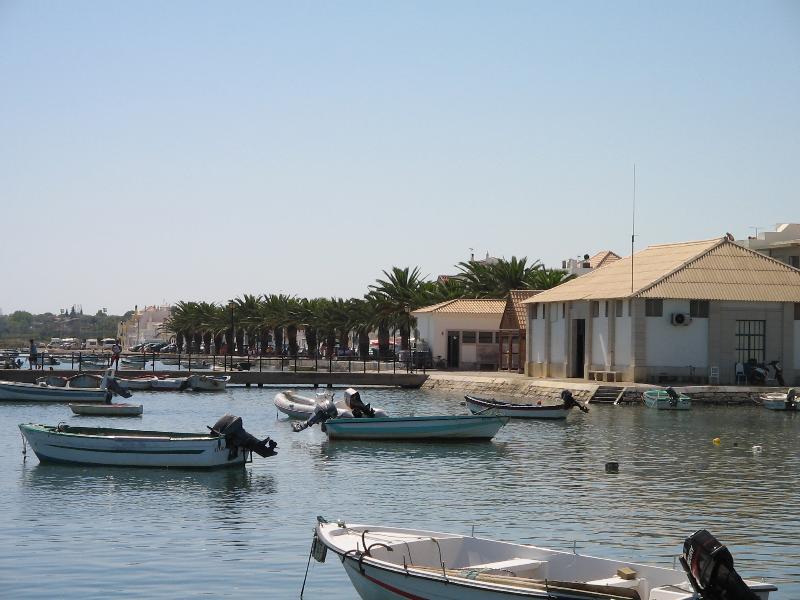 Westward view of Santa Luzia
