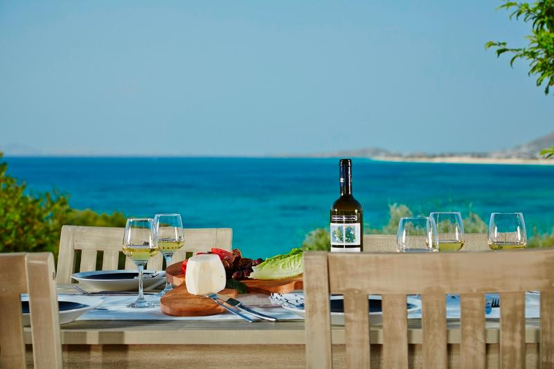 Villa 'Wave' Family Suite by the beach - Villa Paradise in Naxos, holiday rental in Naxos Town