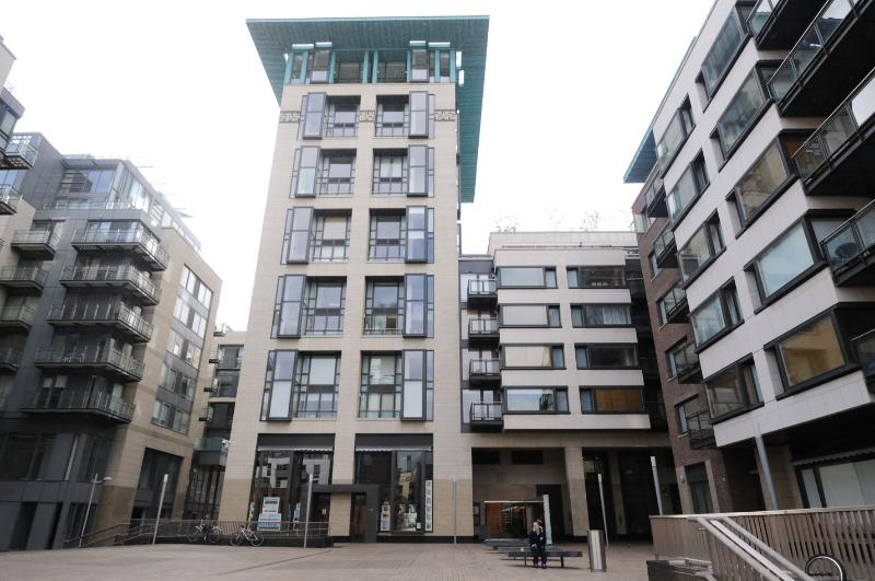 Smithfield Tower, holiday rental in Dublin