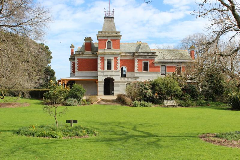 Heritage listed Coolart Homestead. Experience the past. Walking distance from cottage