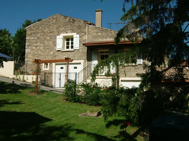Le Vitrier, vacation rental in Ardeche