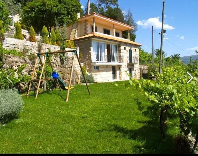 Casa da Nora Velha, casa vacanza a Ancede e Ribadouro