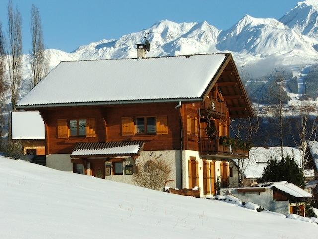 Chalet le Paradou, holiday rental in La Cote-d'Aime