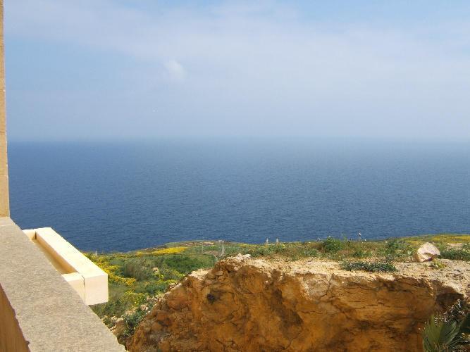 Mediterranean Sea views from the terrace / Mediterranean Sea view from terrace