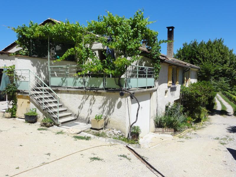 Tilleul-une oasis au milieu des vigne, vacation rental in Plan-de-Baix