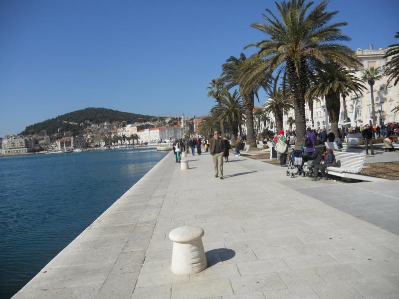 Split's Promenade